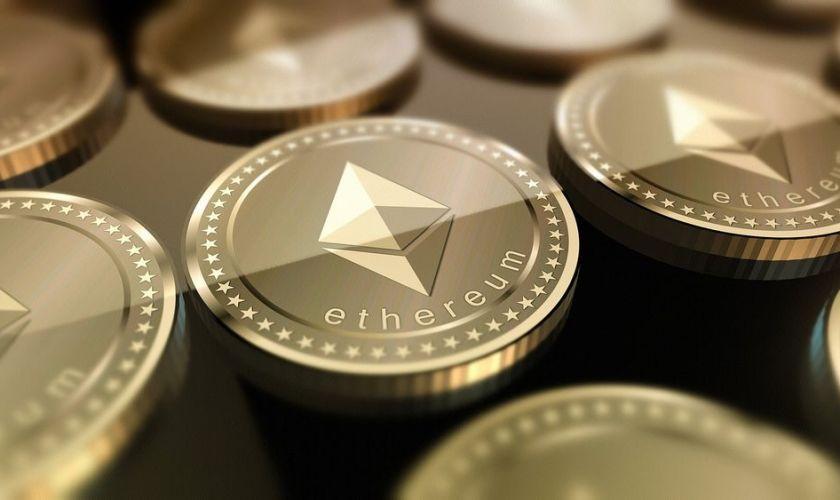 Ethereum price analysis - ETHUSD breakout seems imminent