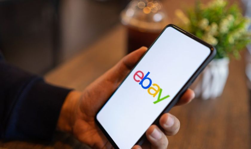 eBay Crypto advertising poster causes market speculation