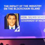 How does blockchain affect Malta?