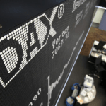 German Dax index tanks 14 points, spooked by Hong Kong and trade war