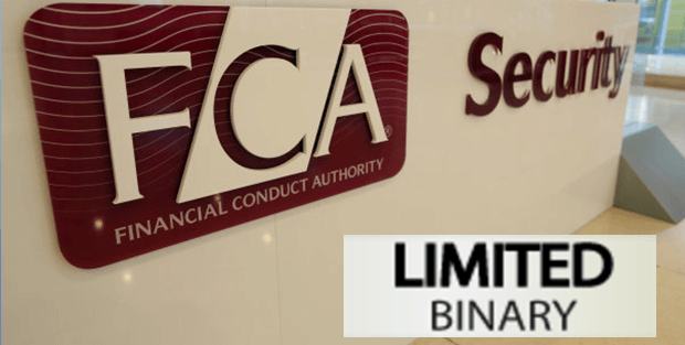 FCA binary options warning: Limited Binary