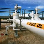 Crude oil futures drop after climb in US oil stocks