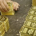 16/04/15 Gold close higher, rising above 1,200