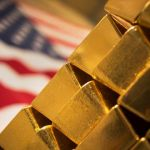 How did Gold react to the first US Presidential debate?