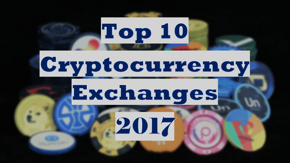 most popular cryptocurrency exchanges