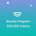 Genesis Vision Bounty campaign – 330K tokens