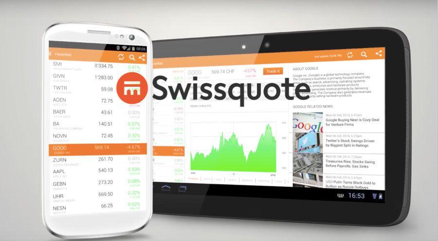 swissquote bitcoin trade