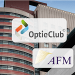 AFM and Optieclub battle over license