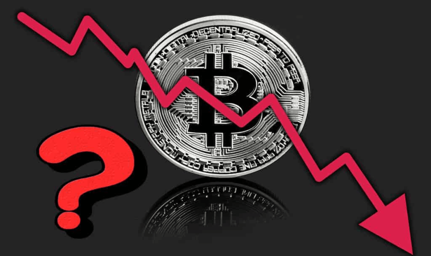 why is cryptocurrency crashing today