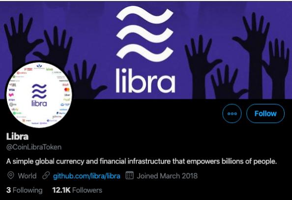 Fake Libra ICO