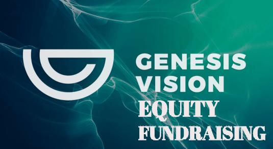 Genesis Vision equity fundraising