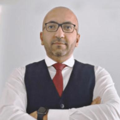 Husam Al Kurdi, SquaredFinancial, CEO