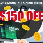Alt Season + Black Friday, It's Raining Money!