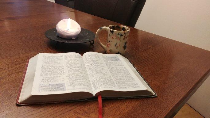 Bible and Coffee atozmomm.com