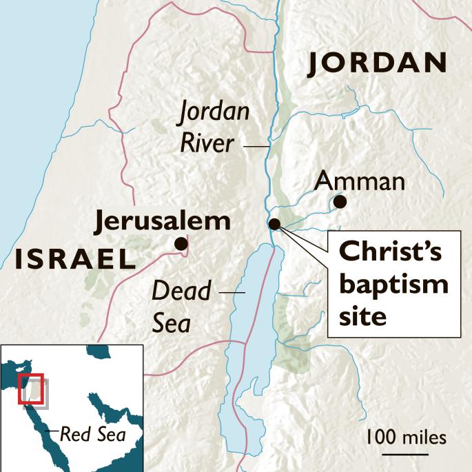 map of jesus' baptism www.atozmomm.com