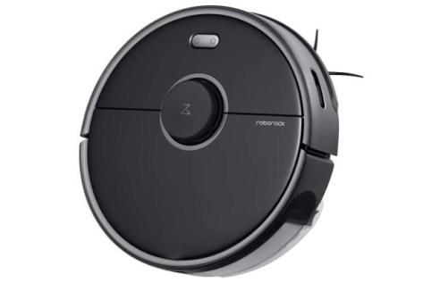 Roborock S5 MAX Best Robot Vacuum and Mop Combo Cleaner