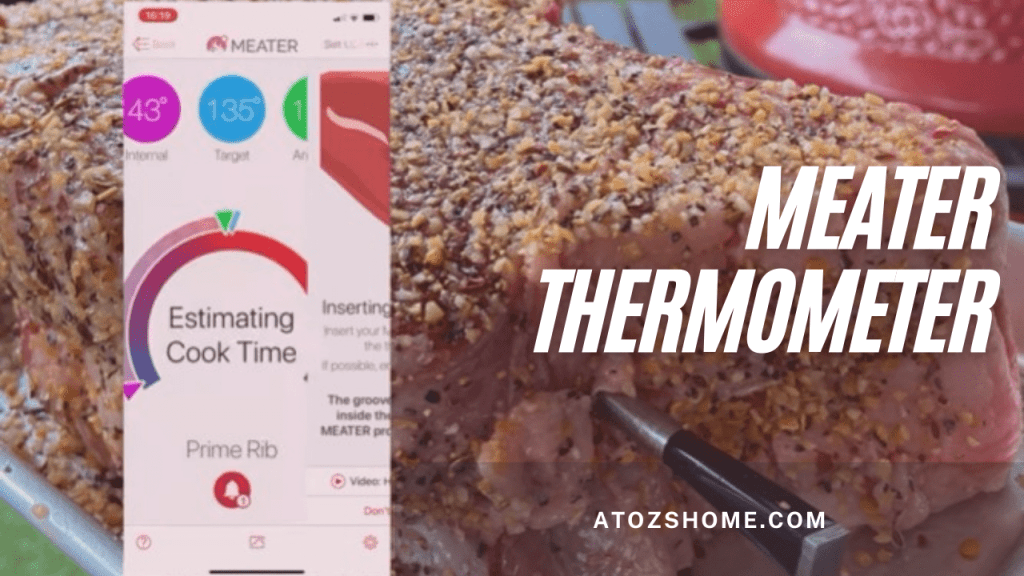 MEATER thermometer