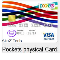 Debit card For free To use at Aliexpress 4
