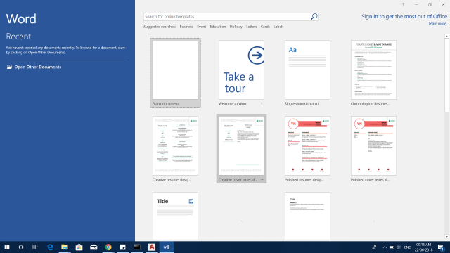 Microsoft Office 2019 Download And Install Office 2019 Preview 16.0.10228.20062 15