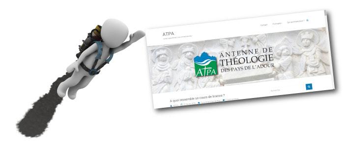 Lancement du nouveau site de l'ATPA : vos avis