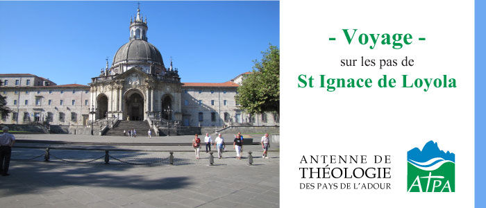 Voyage : sur les pas de St Ignace