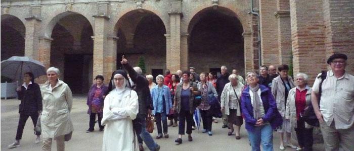 atpa atpa théologie dax bayonne pau sortie de fin d'année st sever 2016 photos programme visite guidée