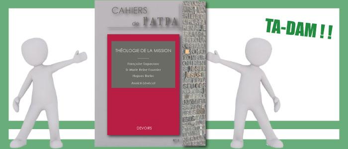 Les cahiers de l'ATPA sont disponibles ! Commandez-les !
