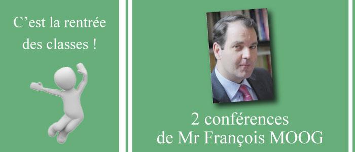 conférence-rentrée-2017-2018 Conférence de rentrée françois moog atpa théologie doyen
