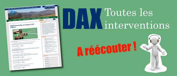 interventions-dax atpa dax théologie conférences