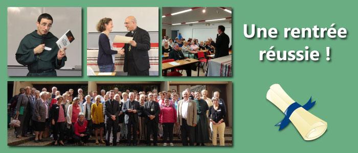 atpa théologie rentrée des classes cours évêque conférence