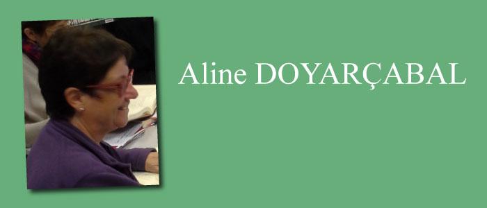 Aline DOYARÇABAL