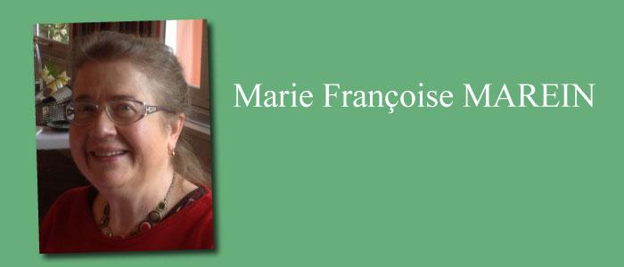 Marie Françoise MAREIN