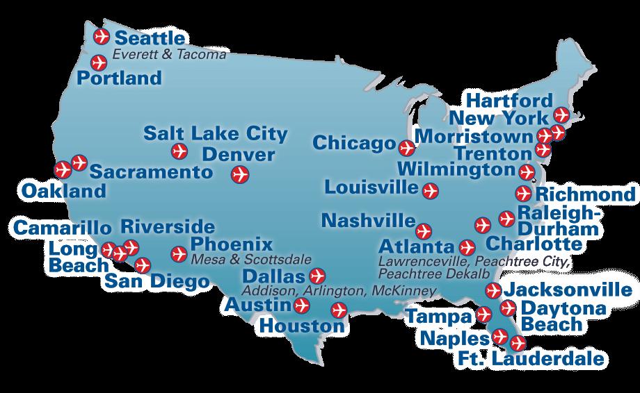 ATP Flight School Directory of Flight Training Center