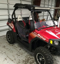 2011 polaris rzr 800 50 limited edition 3700 miles led light bar hard top 1 2 windshield new tires great condition 9800 sold [ 3264 x 2448 Pixel ]