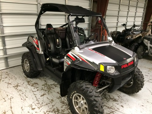 small resolution of 2009 polaris rzr 800 s limited edition with full windshield hard top stereo harnesses 6800 sold