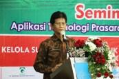 Keynote Speaker Dr. Ir. Wibowo Eko Putro, MT. Kepala Dinas Pertanian