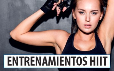 Entrenamientos Hiit (High Intensity Interval Training)