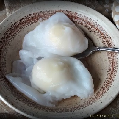 How to Poach Duck Eggs