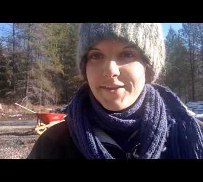 Our Mountain Farmstead: Week 9