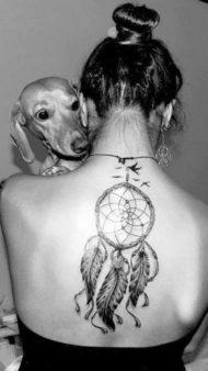 Originales Tatuajes De Atrapasueños Atrapasueños10