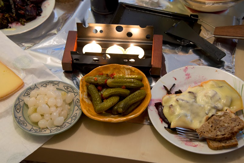 Raclette, Europe's Cheesy, Sociable Feast