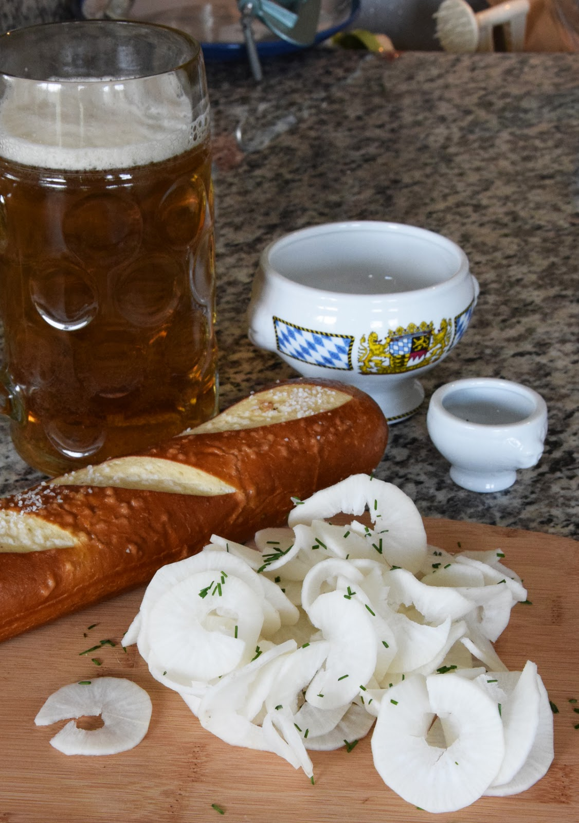 Radi, the German Radish They Eat with Beer