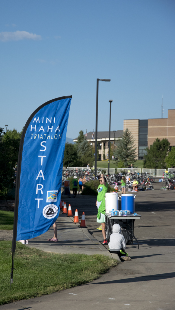 Annual Mini Ha Ha Triathlon, Broomfield, CO
