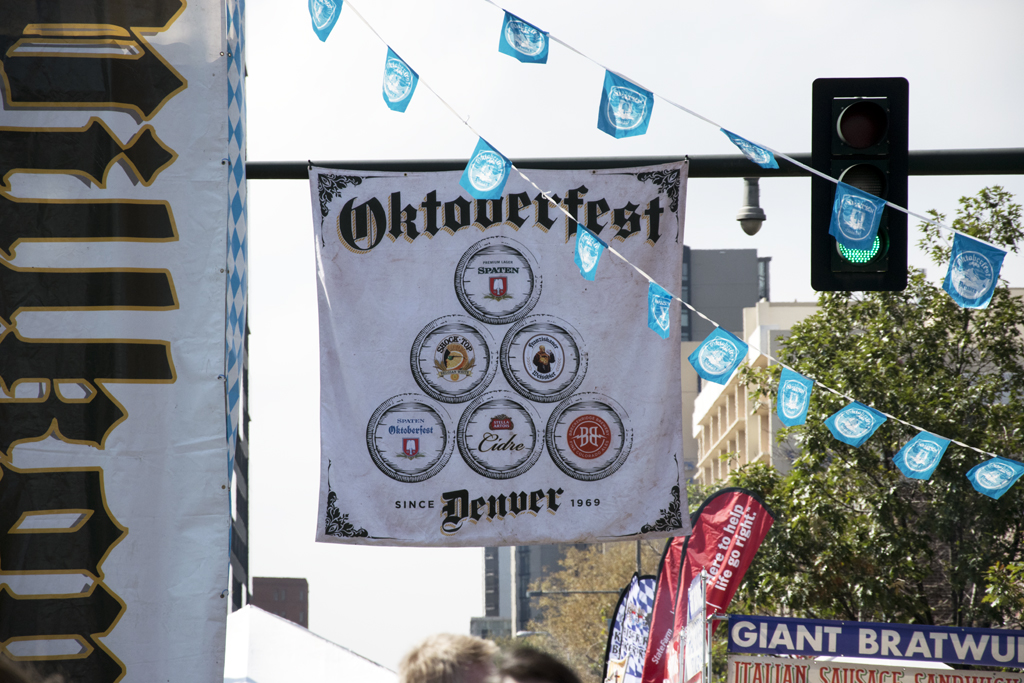 Denver's German Oktoberfest Beer Party