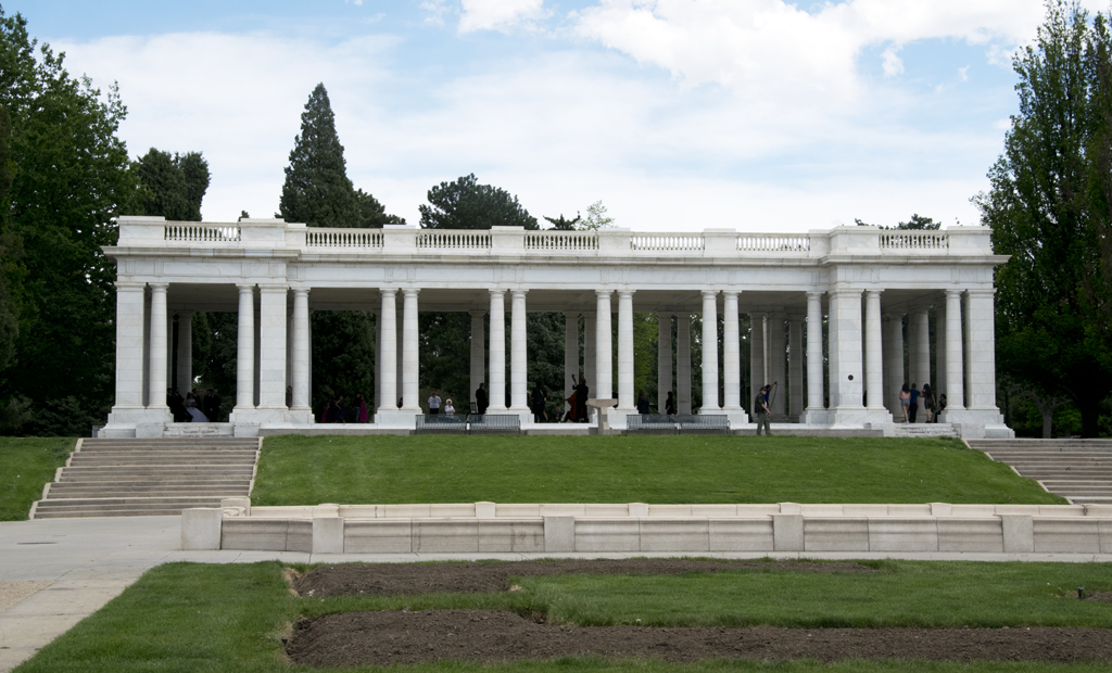 Denver's Cheesman Park Neighborhood