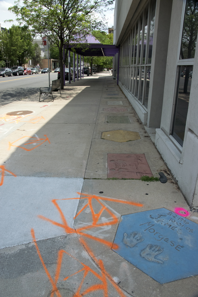 Denver's (Defunct) TV Walk of Fame