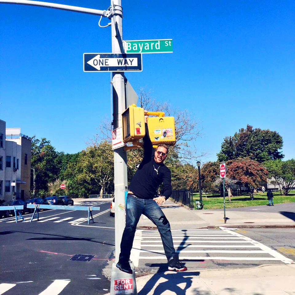 Miles McAlpin in Brooklyn