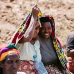 women in Rwanda working with Humanity Unified International
