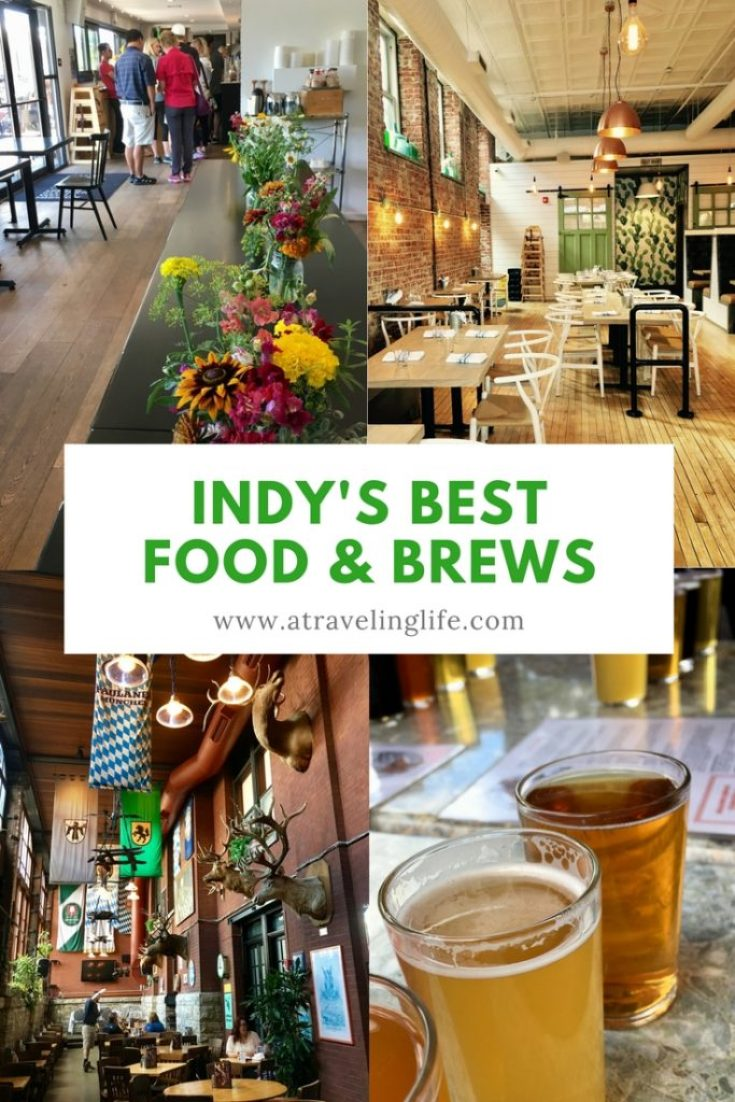 The best places to eat and drink in Indianapolis