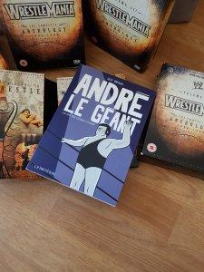 André le Géant – Box Brown (La Pastèque)